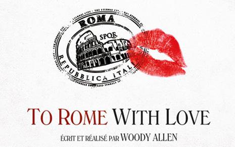 To Rome with Love: partez en vacances avec Woody Allen !