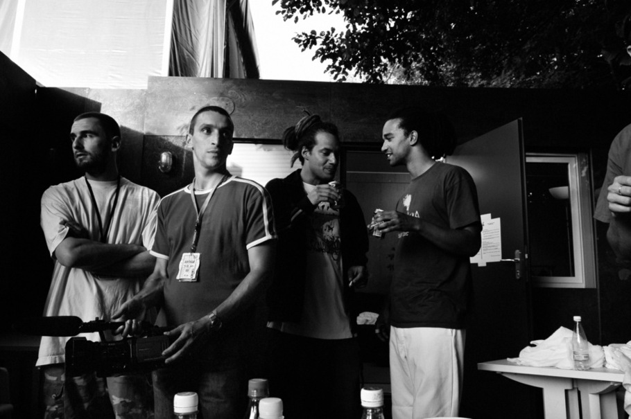 Rude Boy Story, ou la rencontre avec le groupe Dub Inc.