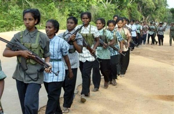 La revanche des paramilitaires de la LTTE
