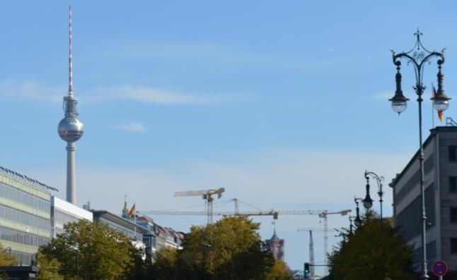 Berlin l'inachevée