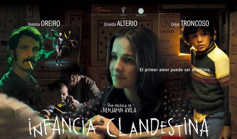 """""""Infancia clandestina"""" : le film qui représentera l'Argentine aux oscars 2013"""