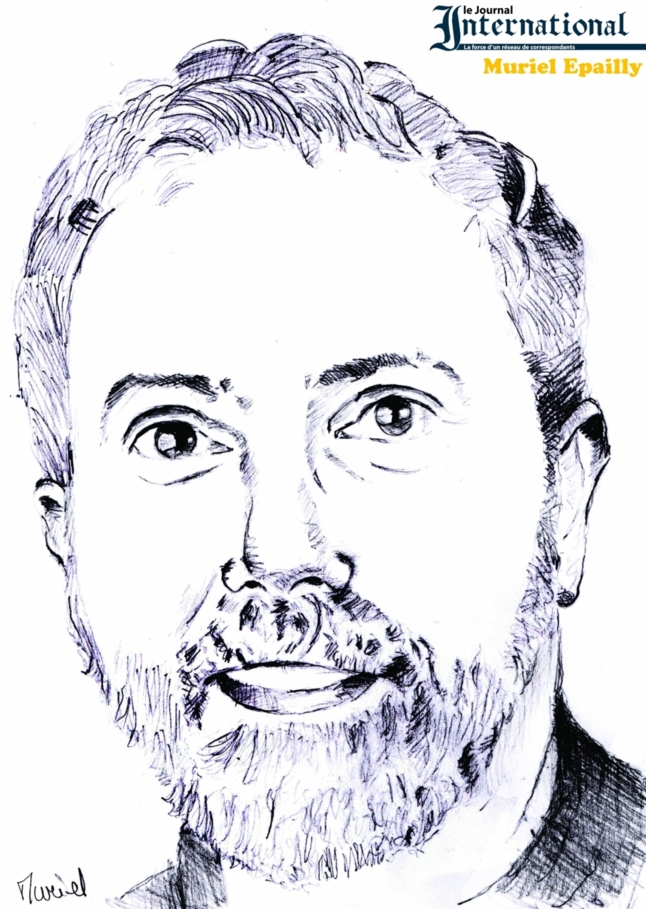 Portrait de Paul Krugman