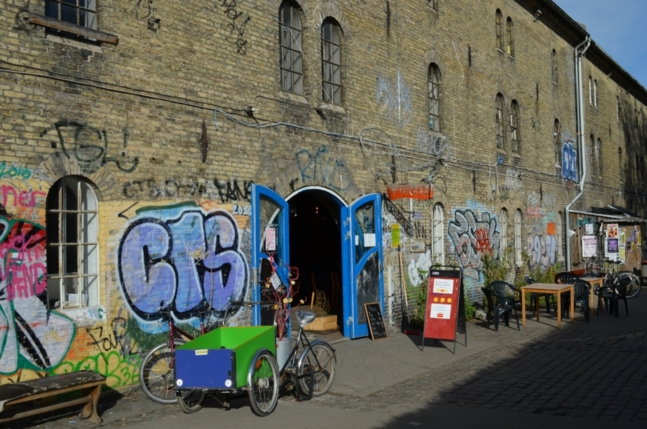 Christiania : l'utopie à l'épreuve des faits