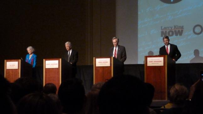 Campagne présidentielle: les autres candidats dont on ne parle pas