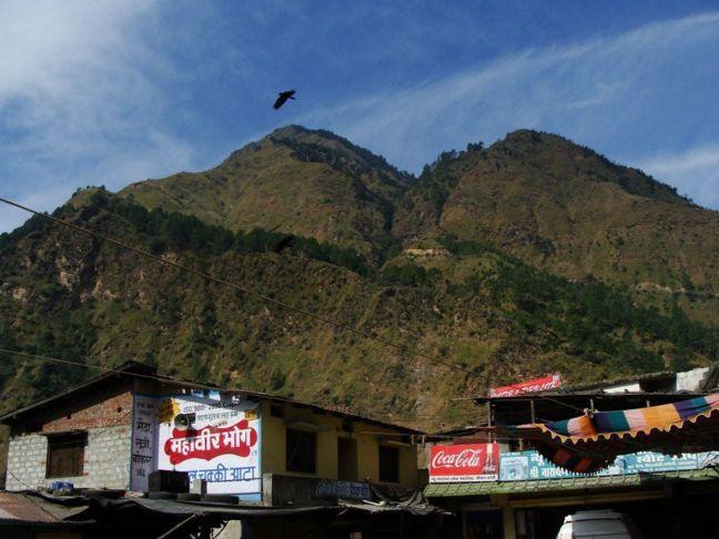 Carnet de voyage : en route pour l'Himalaya... la suite !