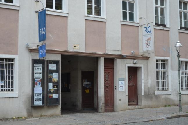 La fin de l'English Theatre ?