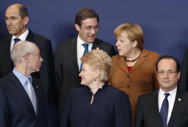 L'UE menacée de désunion