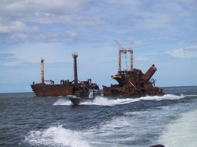 Les Black Sea Tigers, une noyade explosive pour la liberté