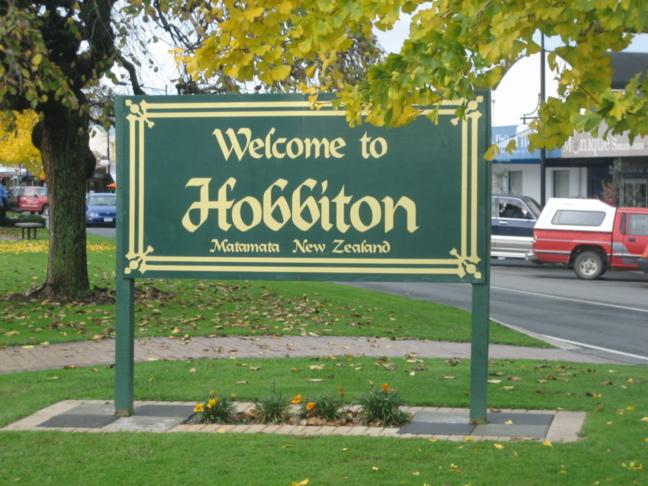 Mon précieux Hobbiton, ou la Comté grandeur nature