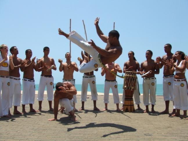 Ginga! C'est l'heure de la Capoeira