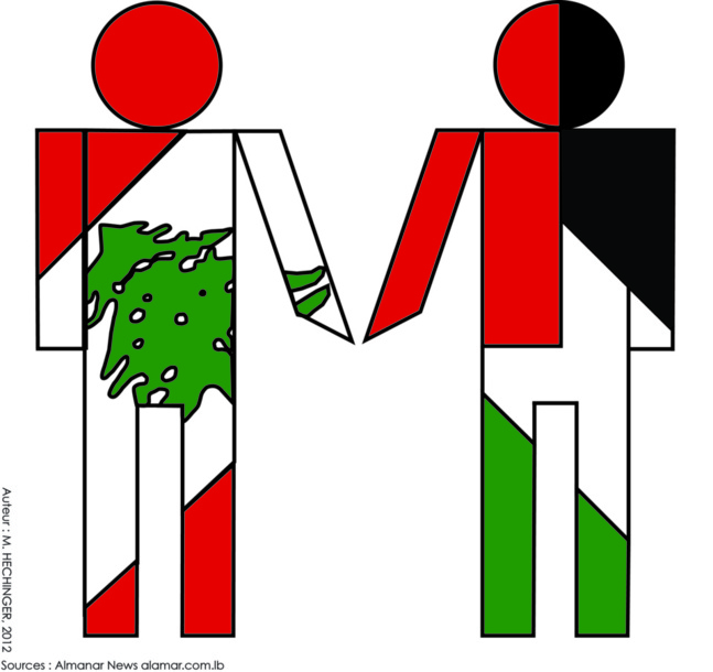 Affiche d'une campagne pour les droits civils des Palestiniens