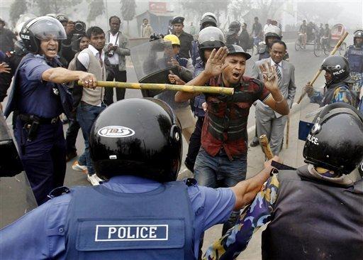 Bangladesh, Walmart ou les braises d'une rébellion