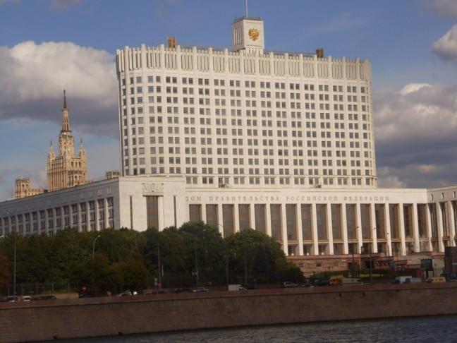 La Douma, chambre basse du Parlement, à Moscou