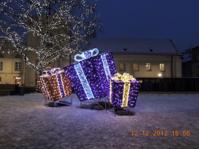 Noël autour du monde : Varsovie