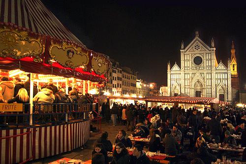 Noël : fête des lumières italiennes