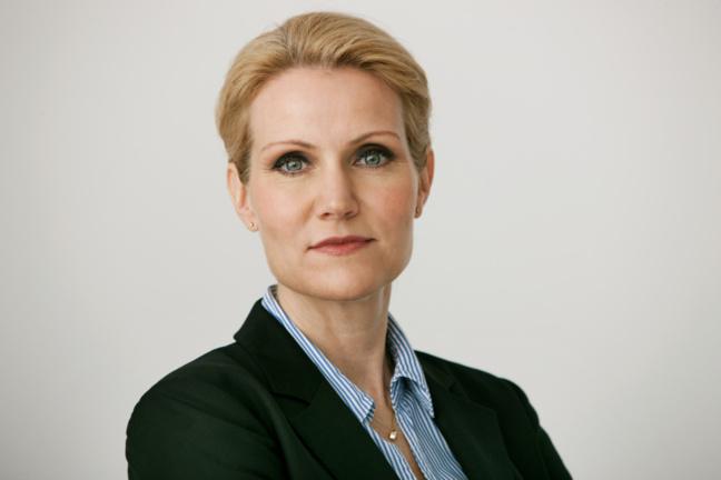 La Première ministre du Danemark, Helle Thorning-Schmidt