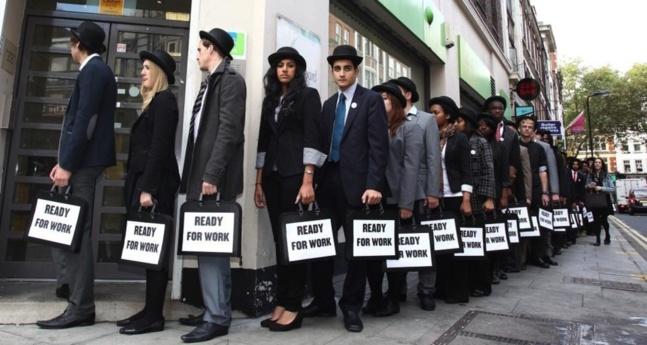 26,061 millions de chômeurs, triste record européen