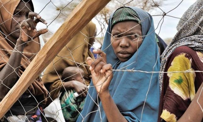Réfugiées maliennes (Photo : www.msf.ch)