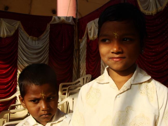 Aujourd'hui en Inde, riches et pauvres prônent la tolérance