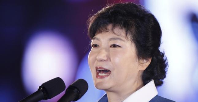 Park Geun-Hye, « La Dame de fer de Corée »
