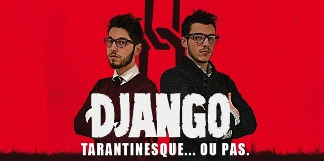 Django: Tarantinesque... ou pas