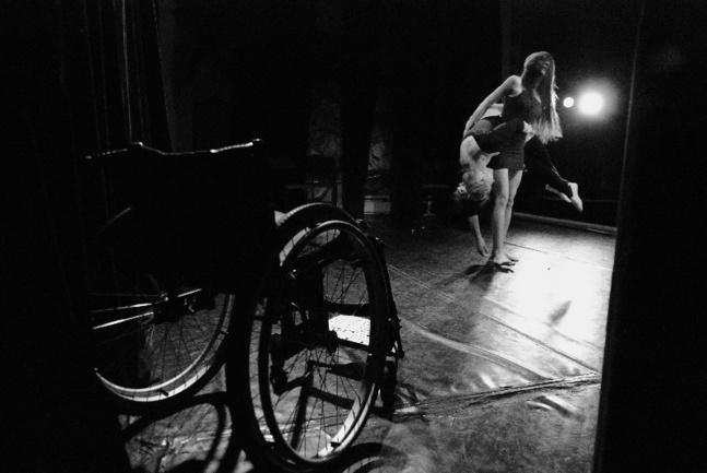 Handicapée et danseuse ? C'est possible !
