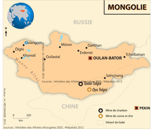 2013: Year of Mongolia
