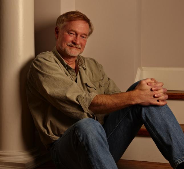 """Erik Larson, auteur du """"Diable dans la ville blanche"""""""