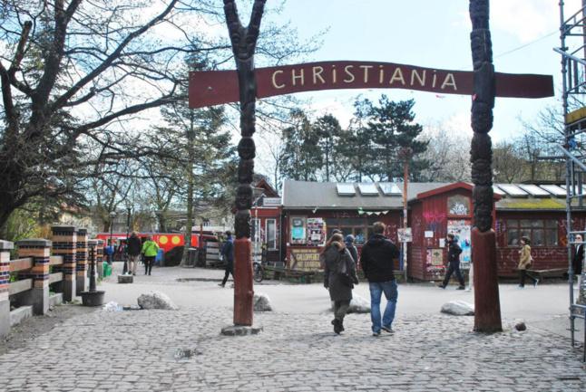 Chroniques d'un Copenhague underground