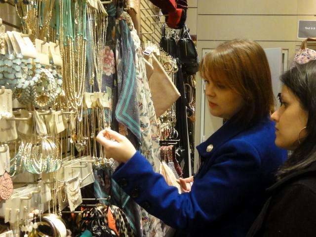 Maite, personal shopper et auteur du blog bullesdemode.com