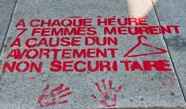 Service des communications de la Confédération des syndicats nationaux (CSN) - Michel Giroux