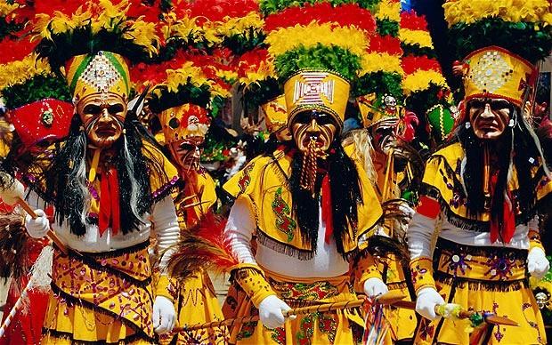 D'où vient le carnaval ?