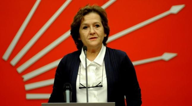 Birgül Ayman Güler, député du Parti Républicain du Peuple