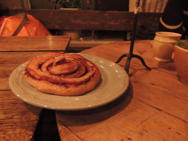 Le Kannelbullar, viennoiserie typiquement suédoise à la cannelle