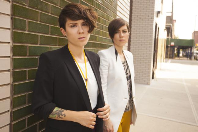 Tegan and Sara : des jumelles dans le vent