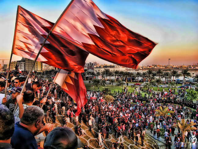 Bahrain protest - ©2011-2013 ~hussainy - Photography / Street