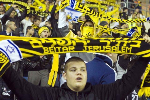 Beitar Jérusalem : « Aucun Arabe ne marchera ici»