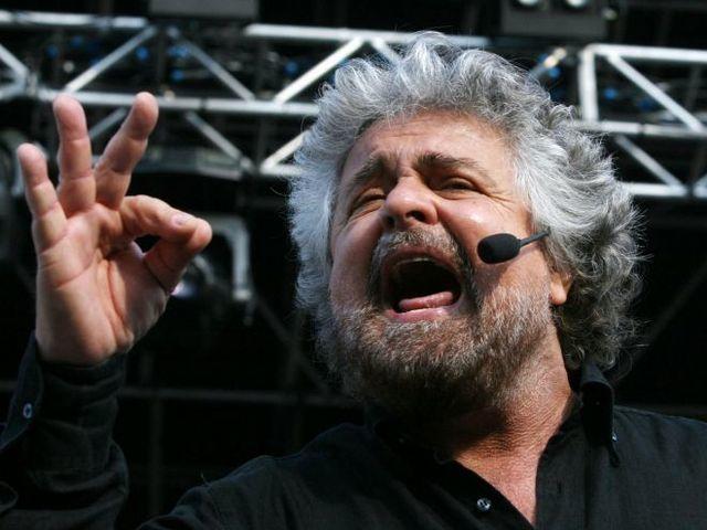 Beppe Grillo : « Ils disent que je suis populiste ? Je m'en branle ! »