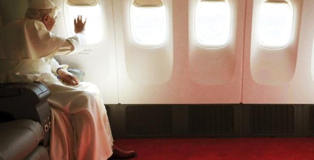 Benoît XVI: profession, déserteur ?