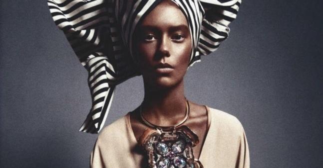 Mode : noire, blanche ? L'Afrique s'offusque