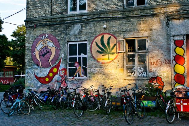 Danemark: visite guidée de Christiania