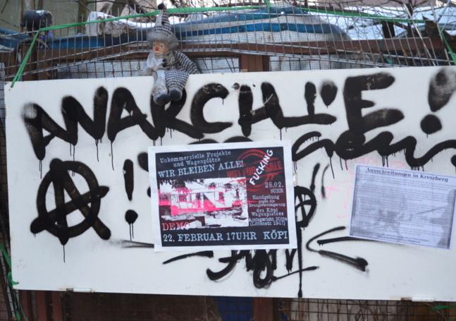 Berlin : la lutte contre l'embourgeoisement continue