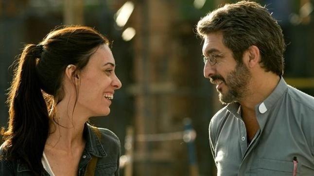Martina Gusman (Luciana) et Ricardo Darín (Julián)