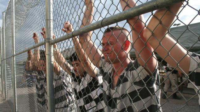 Phoenix, prison d'Estrella : bienvenue en enfer