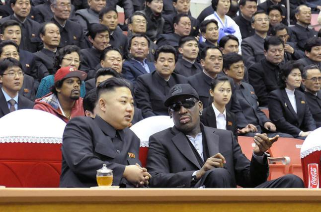 USA/Corée du Nord : Je t'aime, moi non plus