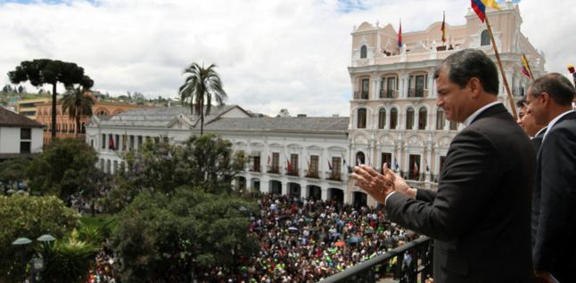Rafael Correa: las razones del triunfo