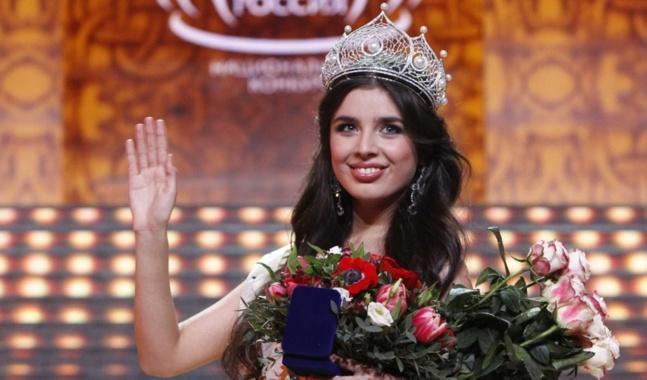 """Miss Russie 2013 : """"une noiraude explosée de botox"""""""
