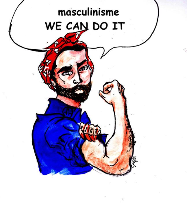 Dans les campus, on ose le masculinisme !