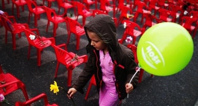 Crédits photos — Reuters/Dado Ruvic