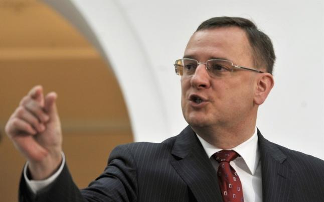 Petr Nečas, Premier ministre tchèque